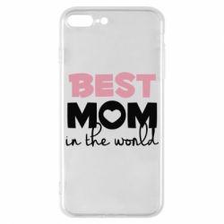 Чохол для iPhone 7 Plus Best mom