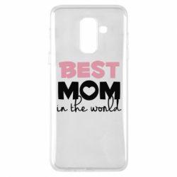 Чохол для Samsung A6+ 2018 Best mom