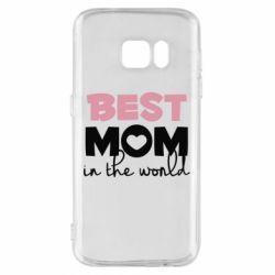 Чохол для Samsung S7 Best mom