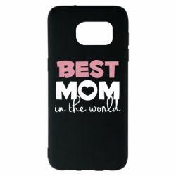 Чохол для Samsung S7 EDGE Best mom