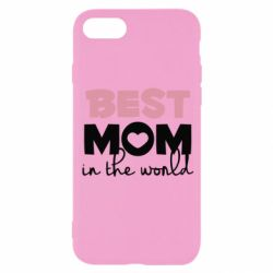 Чохол для iPhone 8 Best mom