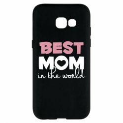 Чохол для Samsung A5 2017 Best mom
