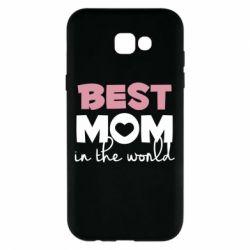 Чохол для Samsung A7 2017 Best mom