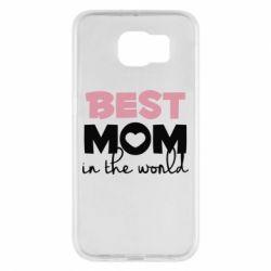 Чохол для Samsung S6 Best mom