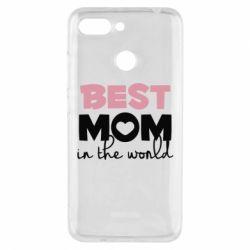 Чехол для Xiaomi Redmi 6 Best mom