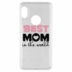 Чехол для Xiaomi Redmi Note 5 Best mom