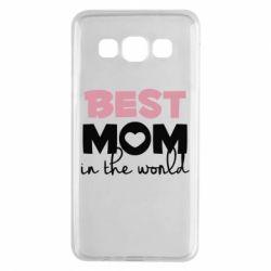 Чохол для Samsung A3 2015 Best mom