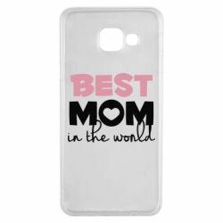 Чохол для Samsung A3 2016 Best mom