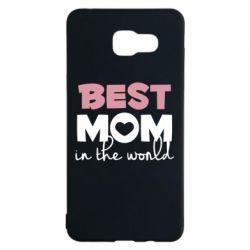 Чохол для Samsung A5 2016 Best mom
