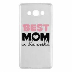 Чохол для Samsung A7 2015 Best mom