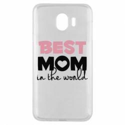 Чохол для Samsung J4 Best mom