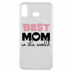 Чохол для Samsung A6s Best mom