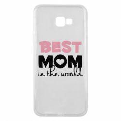 Чохол для Samsung J4 Plus 2018 Best mom