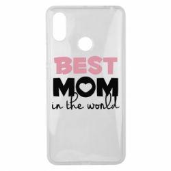 Чехол для Xiaomi Mi Max 3 Best mom