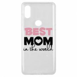 Чехол для Xiaomi Mi Mix 3 Best mom