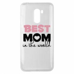 Чехол для Xiaomi Pocophone F1 Best mom