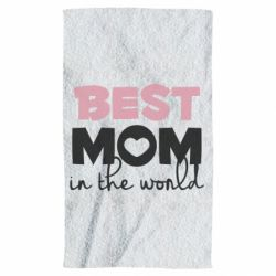 Рушник Best mom