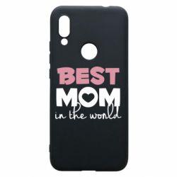 Чехол для Xiaomi Redmi 7 Best mom