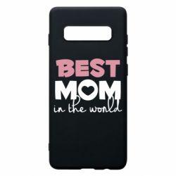 Чохол для Samsung S10+ Best mom