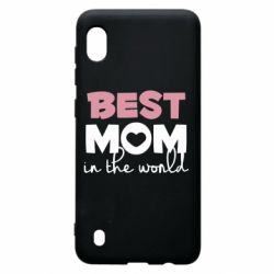 Чохол для Samsung A10 Best mom