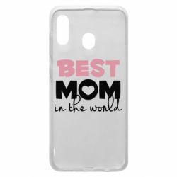 Чохол для Samsung A20 Best mom