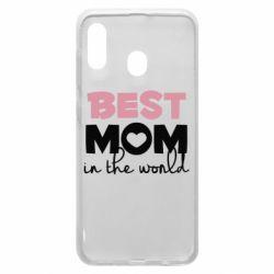 Чохол для Samsung A30 Best mom