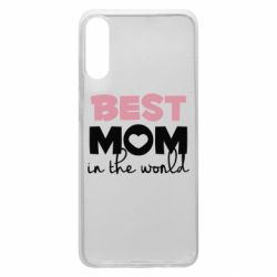Чохол для Samsung A70 Best mom
