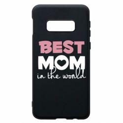 Чохол для Samsung S10e Best mom