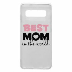 Чохол для Samsung S10 Best mom