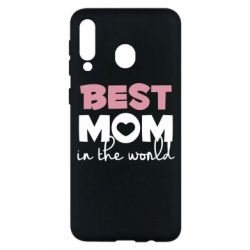 Чохол для Samsung M30 Best mom