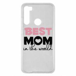 Чехол для Xiaomi Redmi Note 8 Best mom