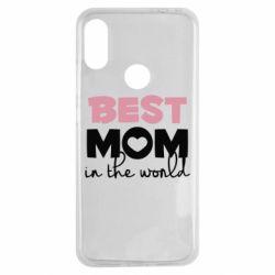 Чехол для Xiaomi Redmi Note 7 Best mom
