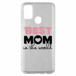 Чохол для Samsung M30s Best mom