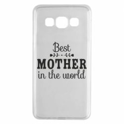 Чохол для Samsung A3 2015 Best mother in the world