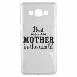 Чохол для Samsung A5 2015 Best mother in the world
