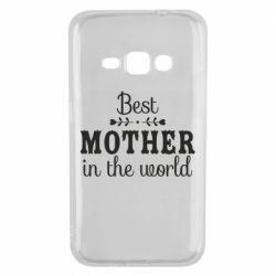Чохол для Samsung J1 2016 Best mother in the world