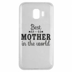 Чохол для Samsung J2 2018 Best mother in the world