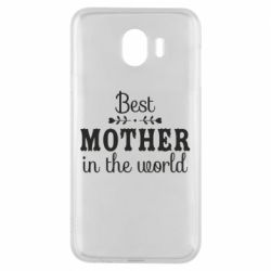 Чохол для Samsung J4 Best mother in the world
