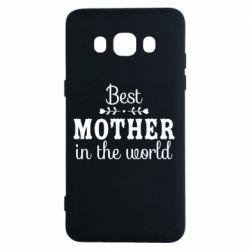Чохол для Samsung J5 2016 Best mother in the world