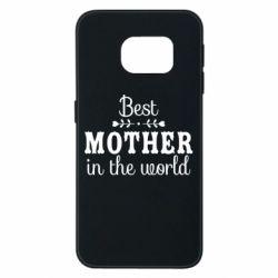 Чохол для Samsung S6 EDGE Best mother in the world