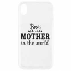 Чохол для iPhone XR Best mother in the world