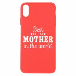 Чохол для iPhone Xs Max Best mother in the world