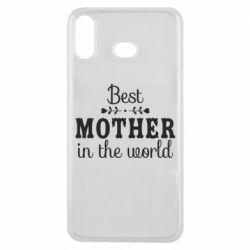 Чохол для Samsung A6s Best mother in the world