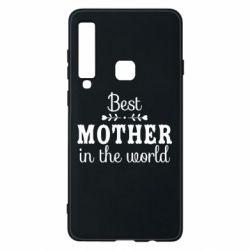 Чохол для Samsung A9 2018 Best mother in the world