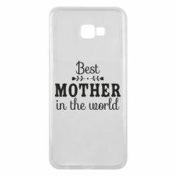 Чохол для Samsung J4 Plus 2018 Best mother in the world