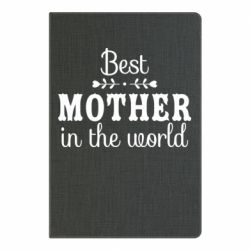 Блокнот А5 Best mother in the world