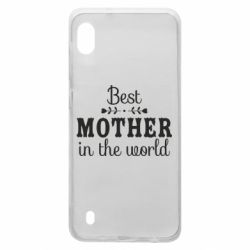 Чохол для Samsung A10 Best mother in the world
