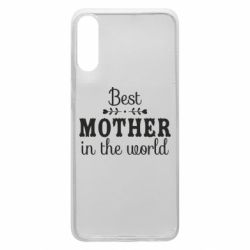 Чохол для Samsung A70 Best mother in the world