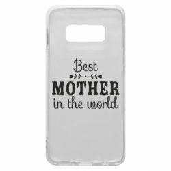 Чохол для Samsung S10e Best mother in the world