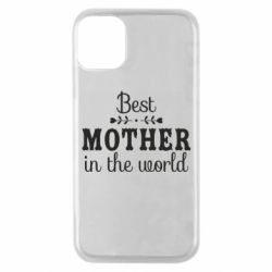 Чохол для iPhone 11 Pro Best mother in the world